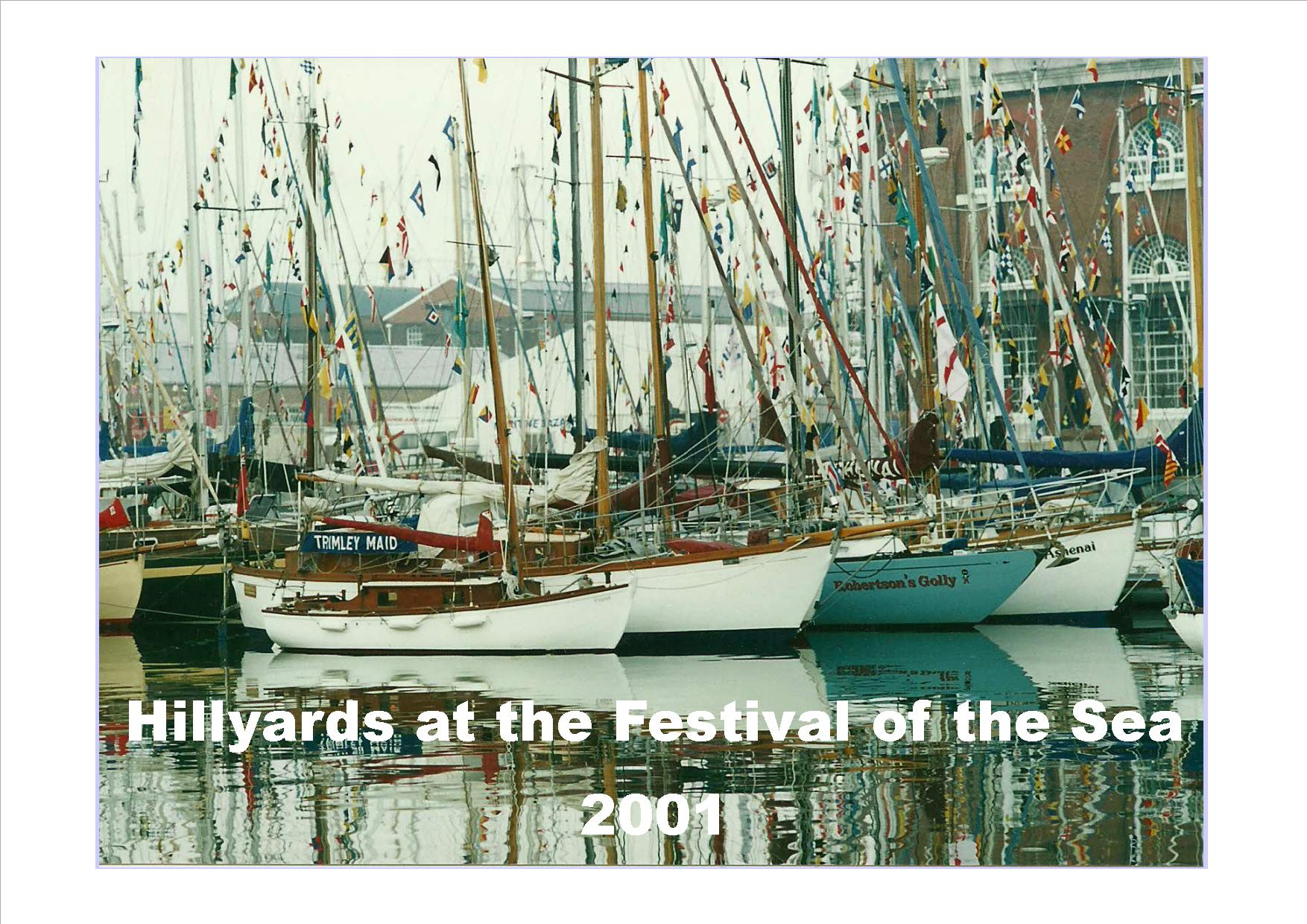 Festival of                   the Sea 2001